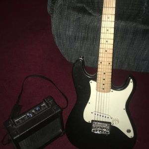 Other - KIDS GUITAR AND AMP